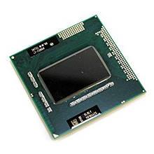 Процессор для ноутбука G1 Intel Core i7-720QM 4x1,6Ghz (Turbo Boost 2,8Ghz) 6Mb Cache 2500Mhz Bus бу (без