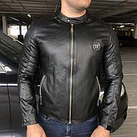 Куртка Jacket Philipp Plein Moto Original Black