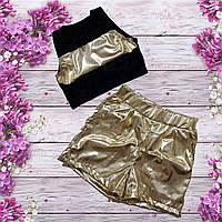 Комплект на девочку Диско: топ+шорты