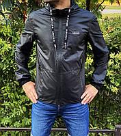 Ветровка Miracle Raincoat черная