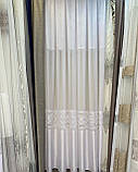 Тюль турецкий на сетке. Гардина, фото 6