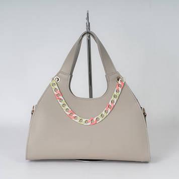 Трендовая женская сумка-хобо Janet 21-21