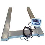 Ваги палетні ВПЕ-Центровес-2П (2000 кг)
