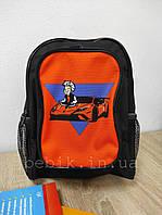Детский дошкольный рюкзак для мальчика Влад А4 Бумага