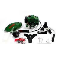 Мощная мотокоса Bosch GTR 52 (5.2 кВт, 2х тактный). Бензокоса, газонокосилка Бош