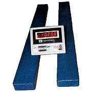 Ваги стрижневі ВПЕ-Центровес-3С-Е (3000 кг)