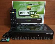 Ресивер Open (Openbox) SX2 Combo DVB-S2/T2/C