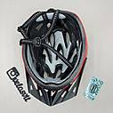 Шлем велосипедный красный, фото 5