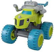 Вспыш и чудо-машинки Зег Fisher-Price Blaze and The Monster Machines Monster diecast Vehicle Zeg