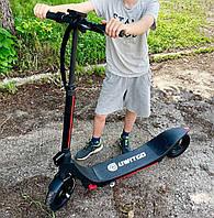 Складаний електричний самокат Uwitgo U6 Pro чорний | Двоколісний електричний самокат для дорослих і дітей