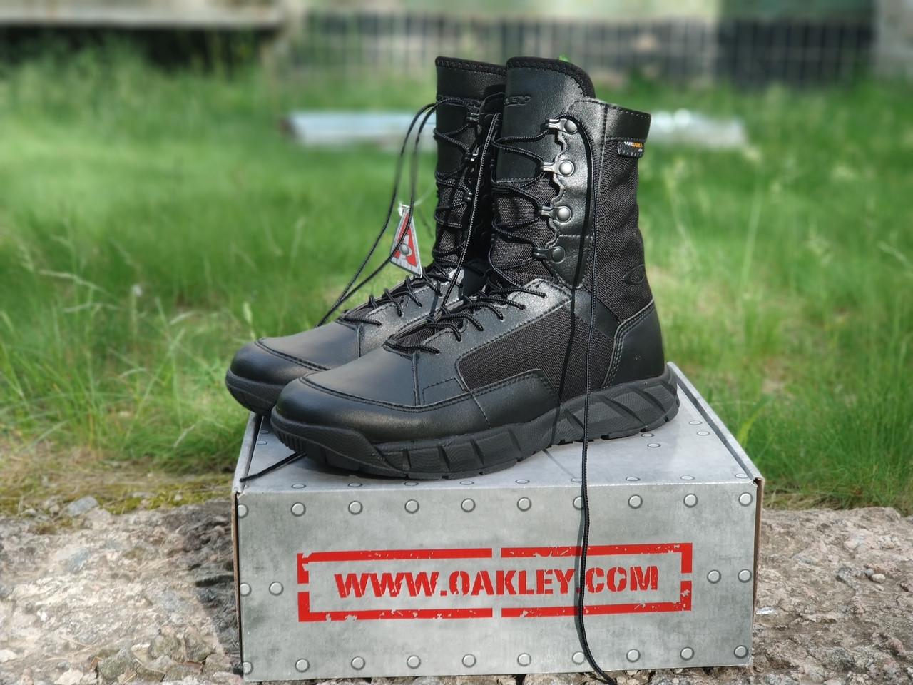Тактические кроссовки облегченные, летние ботинки (берцы) Oakley (boots-oakley) 45р.