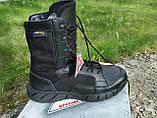 Тактичні кросівки полегшені, літні черевики (берци) Oakley (boots-oakley) 45р., фото 5
