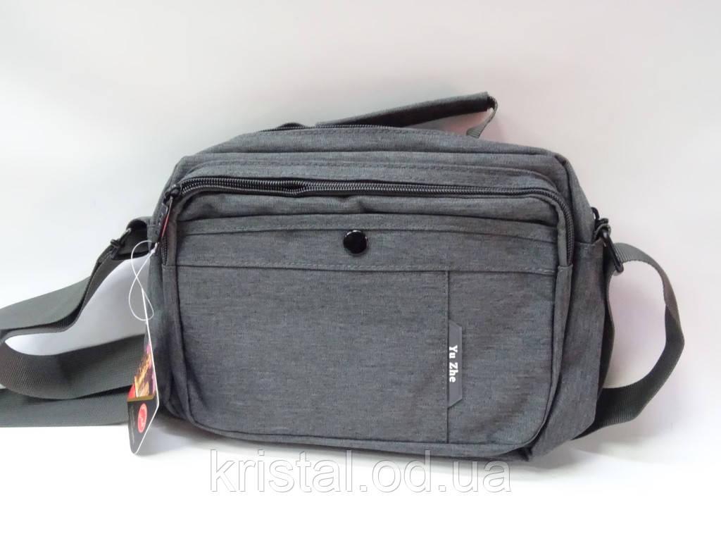 """Мужская сумка 24*17 см. серии """"Premium"""" №6755"""