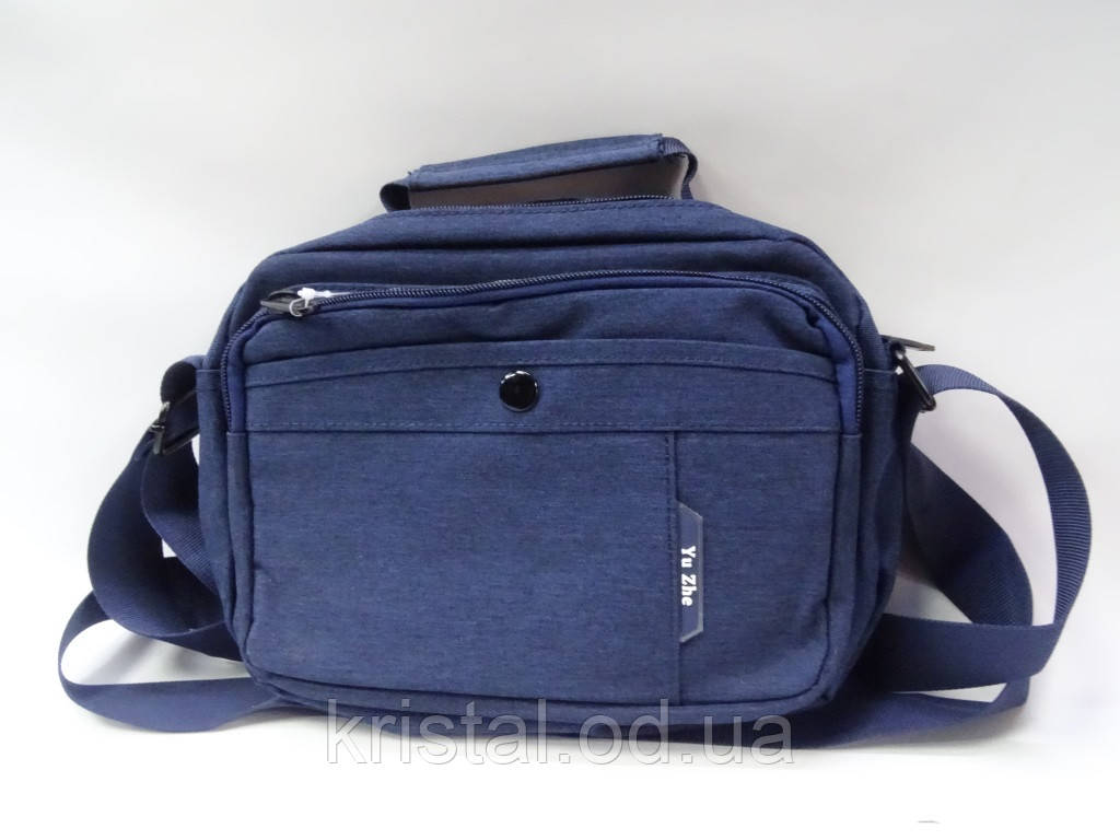 """Чоловіча сумка 24*17 див. серії """"Premium"""" №6757"""