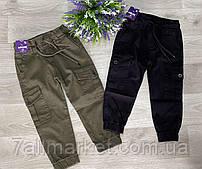 """Штани підліткові з кишенями на хлопчика 8-12 років (2цв)""""BAMBINI"""" купити недорого від прямого постачальника"""