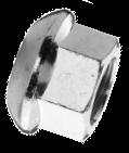 Гайка Колесная Шестигранная М18*1,5 8 ЦБ DIN74361A