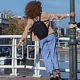 Рюкзак Bobby Elle с защитой от карманников, черный, фото 6