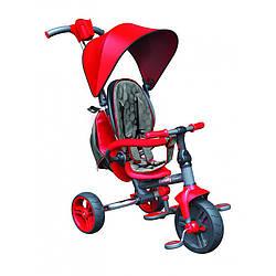 Трехколесный Детский велосипед трайк компакт Y STROLLY Compact 2 в 1 красный trike (100832)