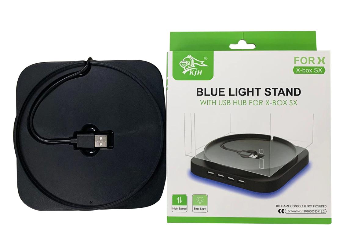 Підставка з підсвічуванням USB-Hub KJH для Xbox X Series