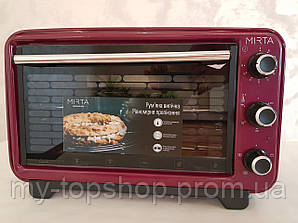 Духовка электрическая печь ростерная Mirta MO-0036CR