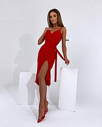 Сарафан жіночій сукня  літня с запахом розміри 42 44 46  Новинка 2021 забарвлення 8