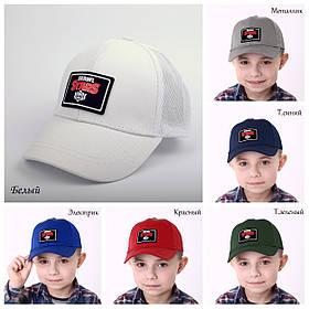 Модная Бейсболка для мальчика Brawl Stars размер 54 джинс от 5 до 8 лет
