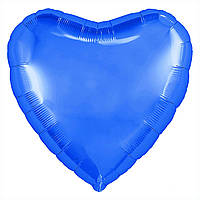 """Р 9"""" синє Серце (3204-0773)"""