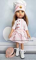 Кукла Паола Рейна Карла кондитер 32 см Paola Reina 04657