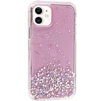 "TPU чехол Star Glitter для Apple iPhone 11 (6.1"")"