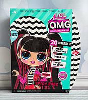 L.O.L. Surprise! Кукла ЛОЛ Сюрприз ОМГ Перчинка LOL Surprise OMG Spicy Babe 572770 Пром-цена, фото 1