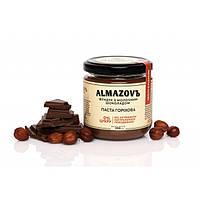 Паста ореховая фундук с молочным шоколадом 200 г