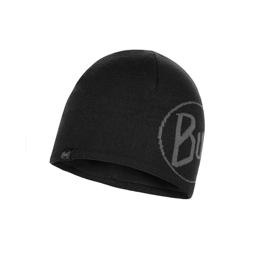 Шапка Buff Knitted & Polar Hat Lech, Black (BU 113344.999.10.00)