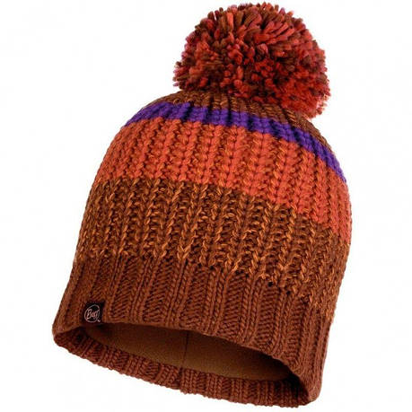 Шапка Buff Knitted & Polar Hat Stig, Tundra Khaki (BU 117853.859.10.00), фото 2