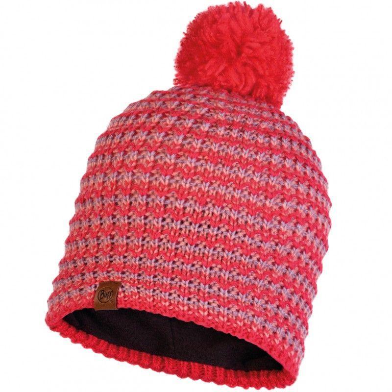 Шапка Buff Knitted & Polar Hat Dana, Blossom Red (BU 117885.419.10.00)