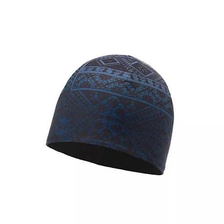 Шапка Buff Microfiber & Polar Hat, Eskor Dark Denim (BU 118070.766.10.00), фото 2
