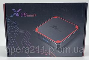 ТВ-приставка X96 MINI+ (андроїд ) (2/16G) (20шт)