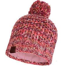 Шапка Buff Knitted & Polar Hat Alina, Grey (BU 120838.937.10.00), фото 3