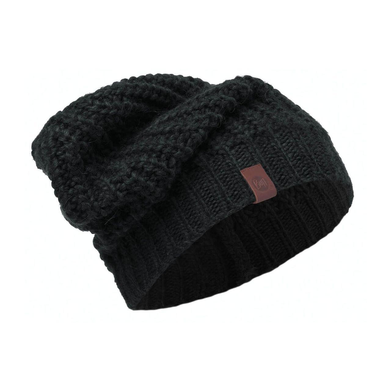 Шапка Buff Knitted Hat Gribling, Black (BU 2006.999.10)