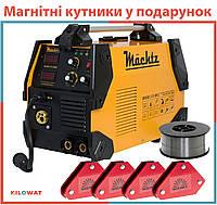 Полуавтомат сварочный аппарат Machtz MWM-315 инвертор MIG MAG MMA TIG Магнитны и флюс проволока в подарок