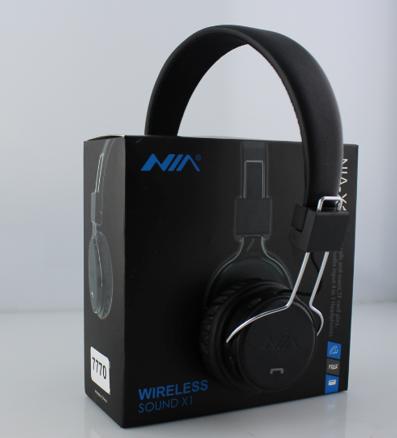 Навушники MDR НЯ X1 + BT+APP+FM radio