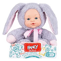 """Мягконабивная Детская Кукла FANCY DOLLS """"Пушистик Зайка"""" (KUKL7)"""