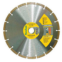 Алмазний круг NovoTools Standart 230 мм*7 мм*22,23 мм Сегмент (DBS230/S)