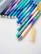 Ручка гелевая   Эффектные ручки   космическая ручка Галактики   ручка синяя   ручка космос   ручка space  