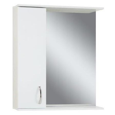 Дзеркало у ванну кімнату 65 см для будинку Сансервис ЕКОНОМ ДЗ Економ ZL-65 L