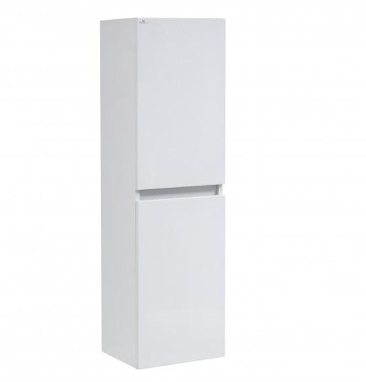 Пенал для ванної з дверцятами 35 см Сансервис Еліт ПП Р-35-N Еліт білий L