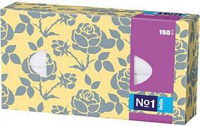 Носові хустинки Bella універсальні, двошарові (100+50 шт.)