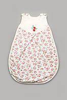Конверт для сна (спальный мешок для детей) 62-68 Модный карапуз