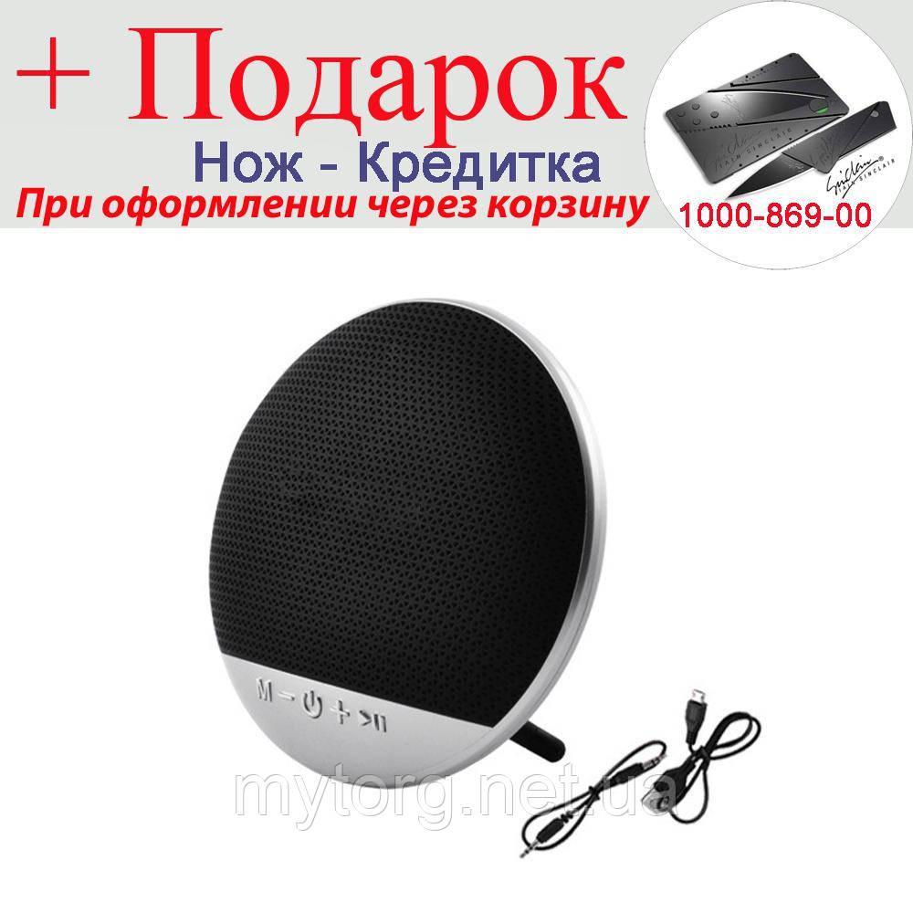 Bluetooth-колонка V3 c функцією speakerphone Чорний