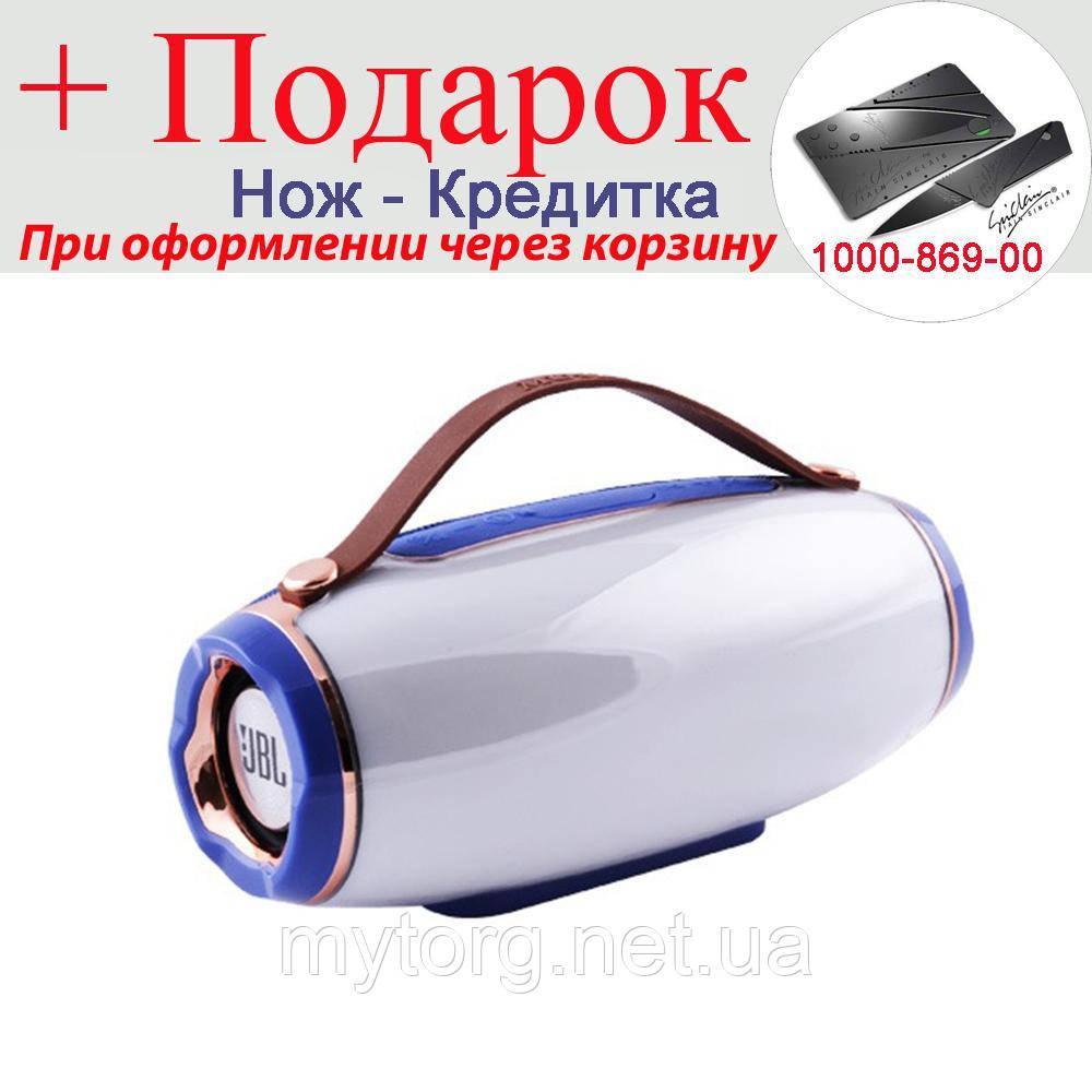 Bluetooth-колонка AK202 c функцией Power Bank, speakerphone, радио