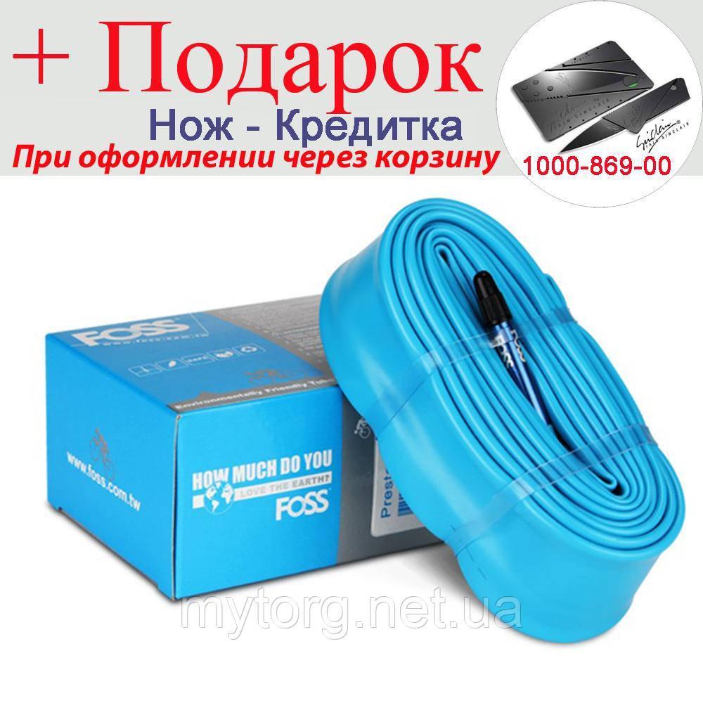 Камера Foss антипрокольная 27.5 x 1.35-2.0 FV 27.5 x 1.35-2.0 FV